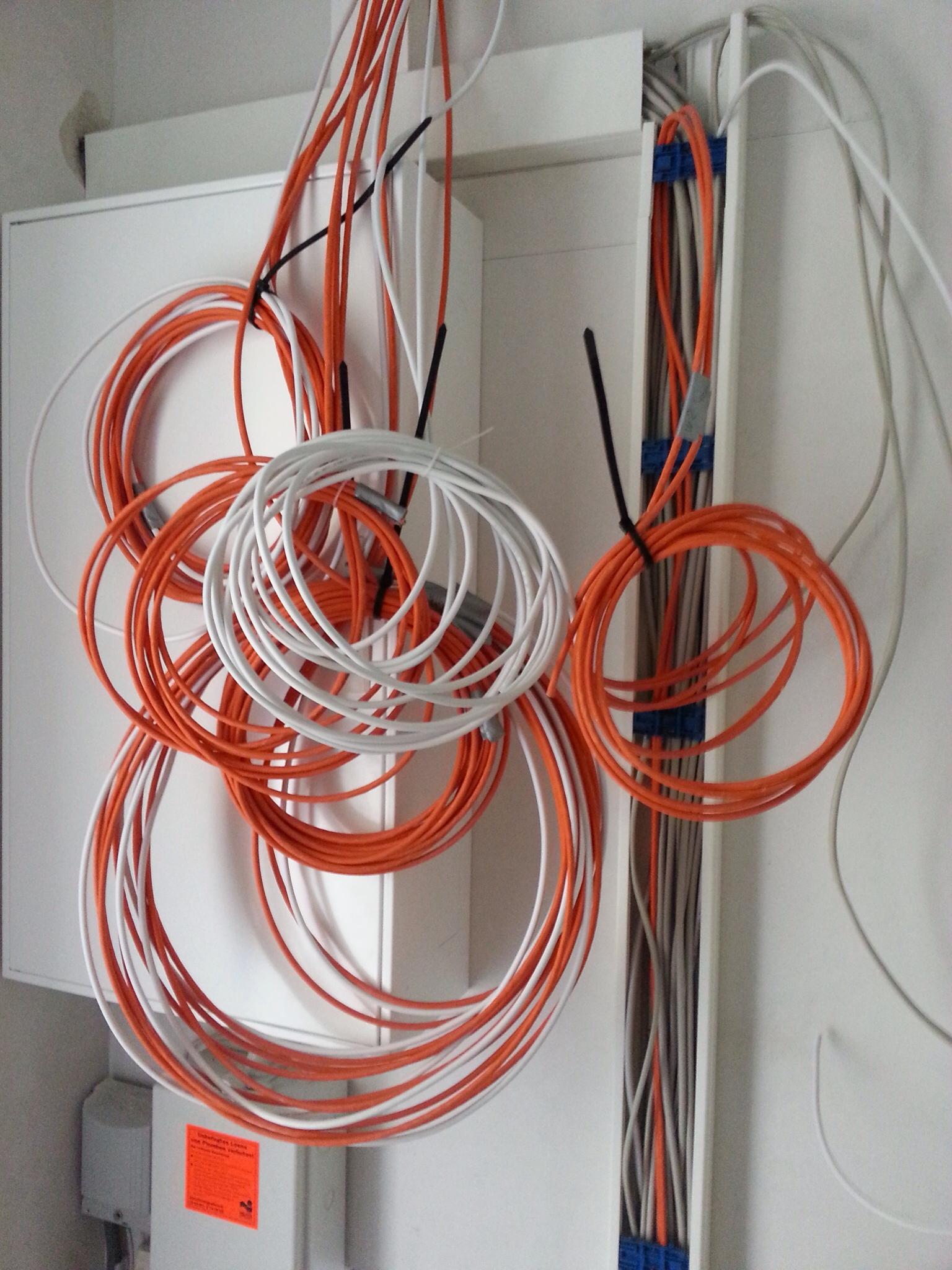 Unsere Netzwerkkabel